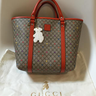 c30ab56d217b グッチ(Gucci)のグッチ キッズ スプリーム トートバック 星 正規品(トートバッグ