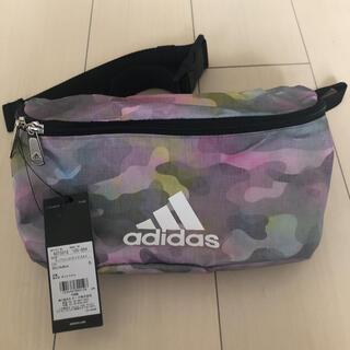 adidas - adidas ウエストポーチ ボディバッグ