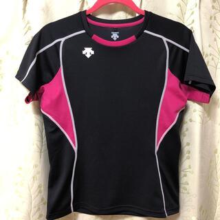 DESCENTE - レディース用 デサントTシャツ