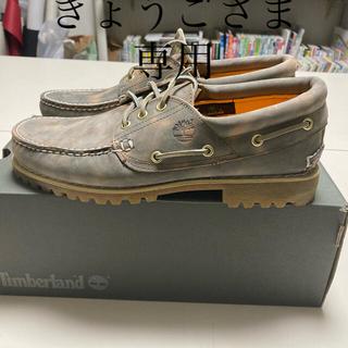 Timberland - 定価21,000円 ティンバーランド カモフラ モカシン 27.5cm