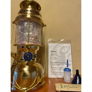 ペトロマックス(Petromax)の専用 ペトロマックス HK500 ブラス 新品未使用 NO.1(ライト/ランタン)