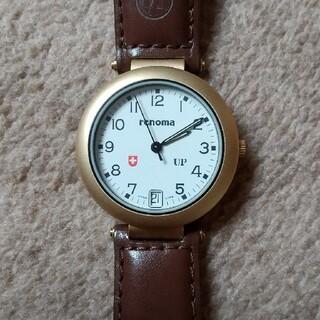 ユーピーレノマ(U.P renoma)のレノマ 腕時計(腕時計(アナログ))
