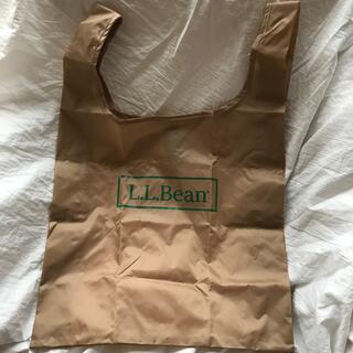 エルエルビーン(L.L.Bean)のウナギねこ様専用 L.L.Beanエコバッグ GO OUT付録 ゴーアウト 新品(ファッション)