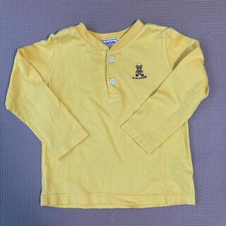 ミキハウス(mikihouse)のミキハウス  長袖カットソー 90cm(Tシャツ/カットソー)
