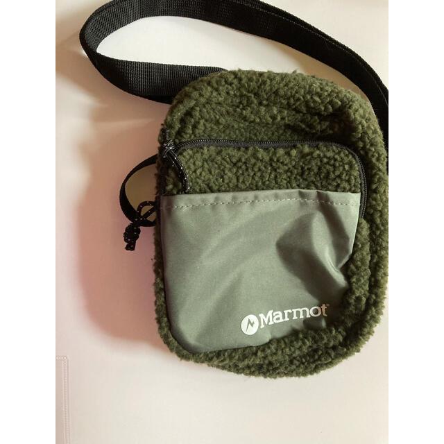 MARMOT(マーモット)のMarmot マーモット ショルダーバッグ メンズのバッグ(ショルダーバッグ)の商品写真