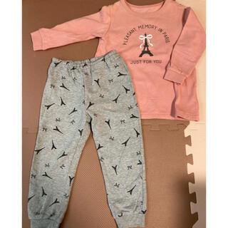 ベルメゾン(ベルメゾン)のGITA 女の子パジャマ 110cm(パジャマ)
