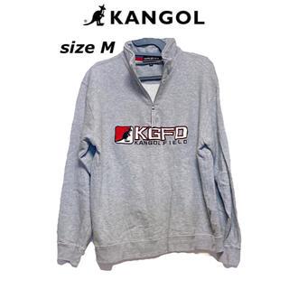カンゴール(KANGOL)の◆◆人気KANGOLパーカー◆◆お洒落アイテム 美品(パーカー)