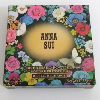 ANNA SUI - 新品未開封★1点限り★アナスイ BBプレストパウダー02
