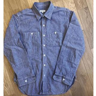 エンジニアードガーメンツ(Engineered Garments)のENGINEERED GARMENTS シャンブレーワークシャツ(シャツ)