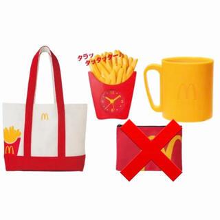 コールマン(Coleman)の新品!McDonald's Coleman 3点セット(トートバッグ)