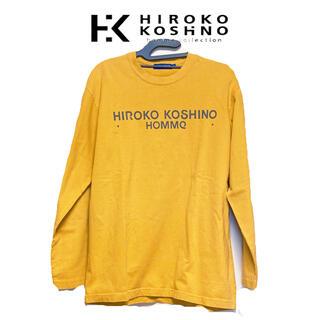HIROKO KOSHINO - ◆◆お洒落ブランドHIROKO KOSHINO◆◆ロングTシャツ