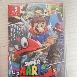 ニンテンドースイッチ(Nintendo Switch)のSwitch スーパーMARIOオデッセイ(家庭用ゲームソフト)