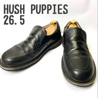 Hush Puppies - HUSH PUPPIES ハッシュパピー ドレスシューズ ローファー ブラック
