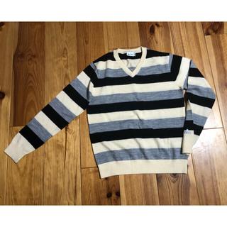 アディダス(adidas)のadidas wool100%セーター(ニット/セーター)