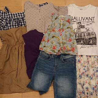 ディスコート(Discoat)の夏物140セット(Tシャツ/カットソー)