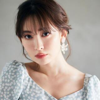 スナイデル(snidel)のHer lip to♡Mermaid Flower Earrings(イヤリング)