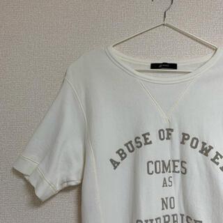 ジョンブル(JOHNBULL)のTシャツ スウェット スウェットティー SURPRISE(Tシャツ/カットソー(半袖/袖なし))