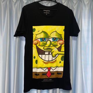 イレブンパリ(ELEVEN PARIS)のイレブンパリ スポンジボブ Tシャツ(Tシャツ(半袖/袖なし))