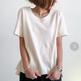 ステュディオス(STUDIOUS)のSTUDIOUS バスクコットンTEE(Tシャツ(半袖/袖なし))