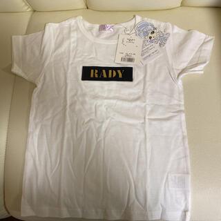 レディー(Rady)のちびレディTシャツ(Tシャツ/カットソー)