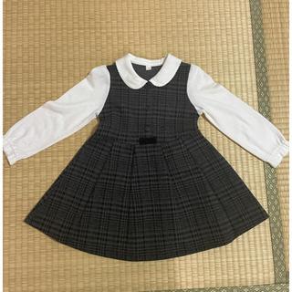 ニシマツヤ(西松屋)のフォーマルワンピース お値下げ中(ドレス/フォーマル)