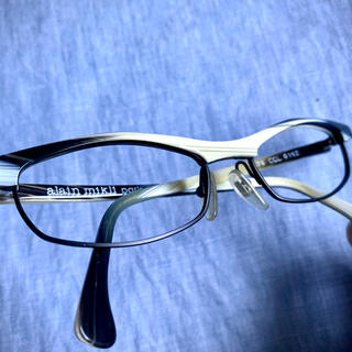 アランミクリ(alanmikli)の名品 Vintage alain mikli 2678 アランミクリ 未使用(サングラス/メガネ)