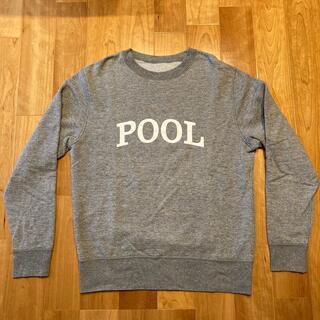 フラグメント(FRAGMENT)のthe pool aoyama スウェット S グレー(スウェット)