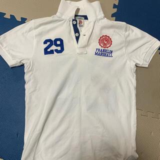 フランクリンアンドマーシャル(FRANKLIN&MARSHALL)のフランクリーマーシャル ポロシャツ(ポロシャツ)