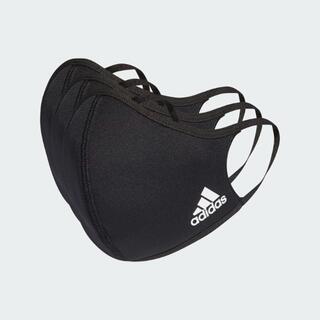 アディダス(adidas)の大人から子供まで使えます!米国adidas発売のマスク3枚セット M/L(その他)
