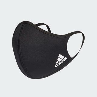アディダス(adidas)の大人から子供まで使えます!米国adidas発売のマスク1枚 M/L(その他)