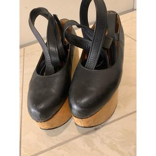 ヴィヴィアンウエストウッド(Vivienne Westwood)のVivienne Westwood ロッキンホースバレリーナ(ローファー/革靴)