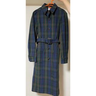 ダブルスタンダードクロージング(DOUBLE STANDARD CLOTHING)のダブルスタンダードクロージング ステンカラーコート トレンチコート(ロングコート)