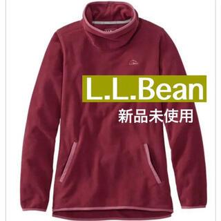 エルエルビーン(L.L.Bean)のL.L.Bean エルエルビーン 新品 フリース プルオーバー ファネルネック(ブルゾン)