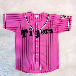 阪神タイガース - 送料込み★阪神タイガース ユニフォーム レディース ピンク キラキラスパンコール