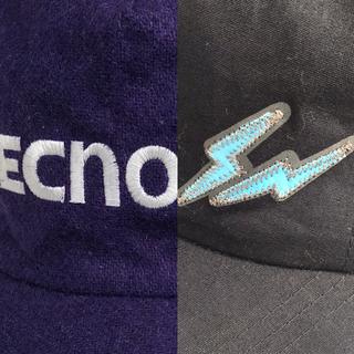 エレクトリックコテージ(ELECTRIC COTTAGE)のskitjazz様専用 / EC × GE サンダーロゴキャップ Fサイズ(キャップ)