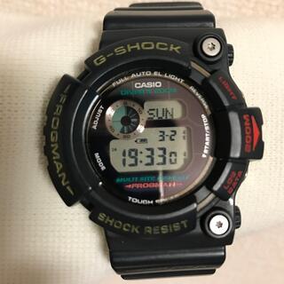 ジーショック(G-SHOCK)のG-SHOCK FROGMAN 生産終了モデル(腕時計(デジタル))