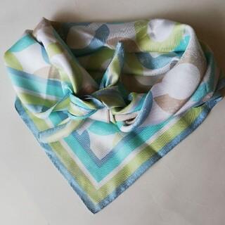 COACH - COACH シルクスカーフ