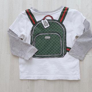 グッチ(Gucci)のGUCCI ロングTシャツ(Tシャツ)