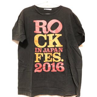 アディダス(adidas)のROCK IN JAPAN FESTIVAL 2016 Tシャツ(音楽フェス)