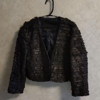 ルシェルブルー(LE CIEL BLEU)のルシェルブルー 革ジャケット(その他)