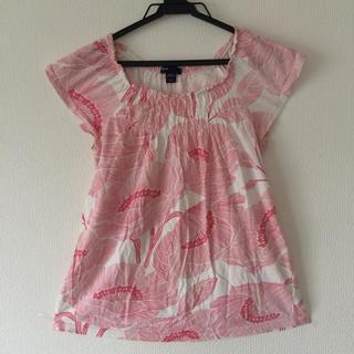 ギャップ(GAP)の【GAP】ハワイアン柄Tシャツ 150cm(Tシャツ/カットソー)