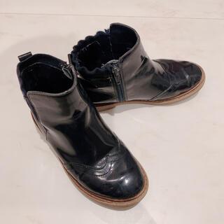 ザラキッズ(ZARA KIDS)のザラガール ショートブーツ 19.6cm(ブーツ)