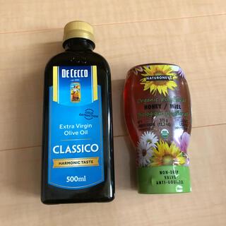 カルディ(KALDI)のディチェコ オリーブオイル  ナチュロニー ポリフローラルハニー(調味料)