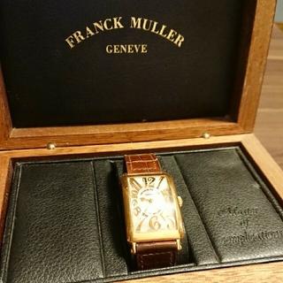 フランクミュラー(FRANCK MULLER)のフランク・ミュラー ロングアイランド ピンクシェル(腕時計)