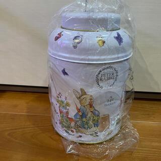 コストコ - コストコ 紅茶 ピーターラビット グッズ 缶 240袋 イングリッシュティー
