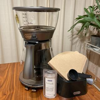 デロンギ(DeLonghi)のクレシドラ デロンギコーヒーメーカー(コーヒーメーカー)