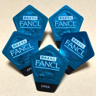 ファンケル(FANCL)のディープクリア 洗顔パウダーa(洗顔料)