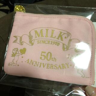 ミルク(MILK)のmilk ノベルティ ティッシュポーチ(ポーチ)