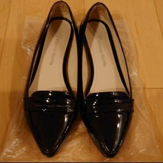 ORiental TRaffic - オリエンタルトラフィック☆黒エナメル靴
