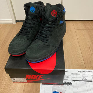 ナイキ(NIKE)のNIKE AIR JORDAN 1 RETRO HIGH OG QUAI 54 (スニーカー)